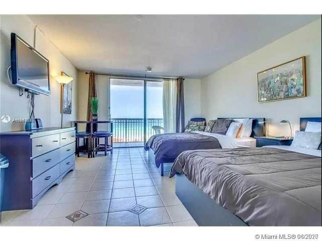 19201 Collins Ave #115, Sunny Isles Beach, FL 33160 (MLS #A10883297) :: Grove Properties