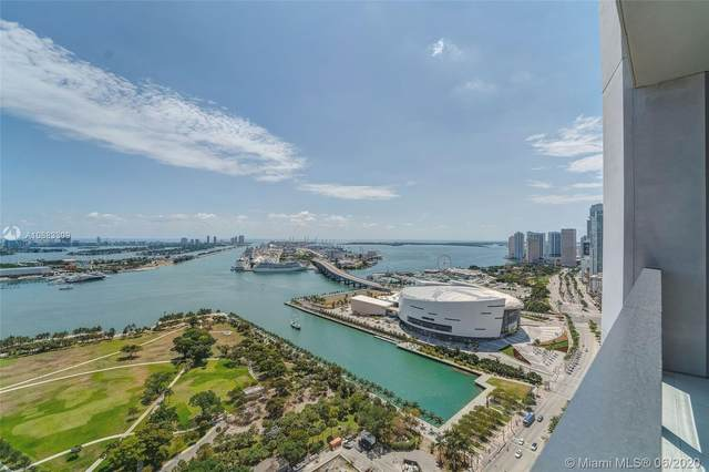 1000 Biscayne Blvd #3302, Miami, FL 33132 (MLS #A10883309) :: Ray De Leon with One Sotheby's International Realty