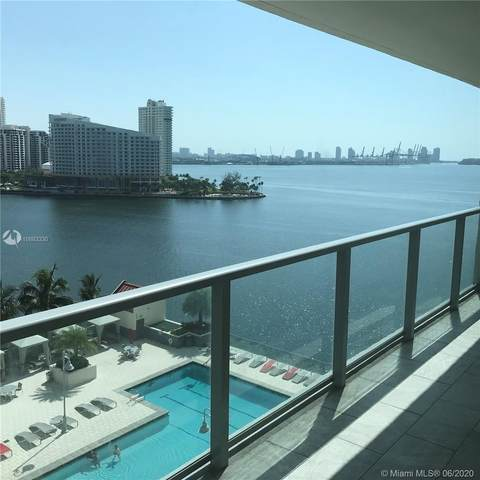 1155 Brickell Bay Drive #1204, Miami, FL 33131 (MLS #A10883330) :: Ray De Leon with One Sotheby's International Realty