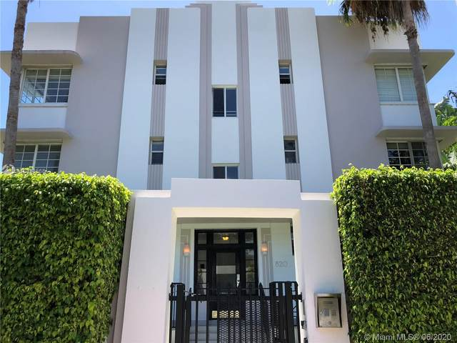 820 Euclid Ave #102, Miami Beach, FL 33139 (MLS #A10883568) :: ONE Sotheby's International Realty