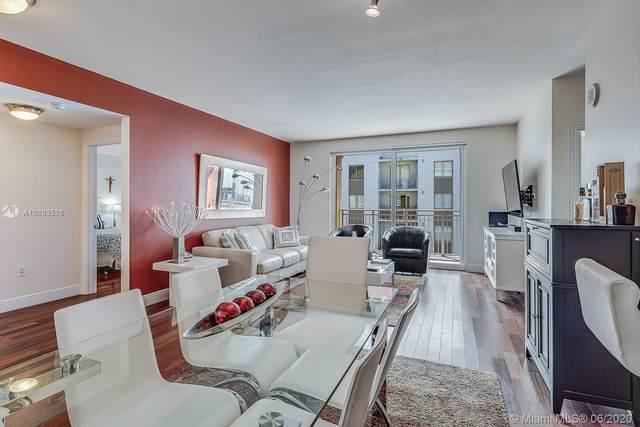 7355 SW 89th St 608N, Miami, FL 33156 (MLS #A10883576) :: Grove Properties