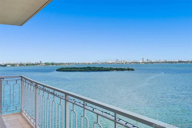 11111 Biscayne Blvd #1407, Miami, FL 33181 (MLS #A10883738) :: Ray De Leon with One Sotheby's International Realty