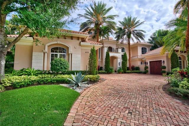 677 Hermitage Cir, Palm Beach Gardens, FL 33410 (MLS #A10883895) :: Berkshire Hathaway HomeServices EWM Realty