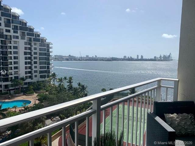 770 Claughton Island Dr #1003, Miami, FL 33131 (MLS #A10883928) :: Patty Accorto Team