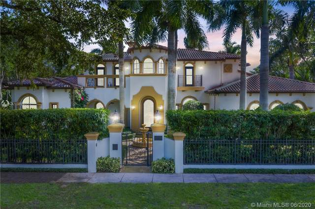 738 Camilo Ave, Coral Gables, FL 33134 (MLS #A10884011) :: Albert Garcia Team