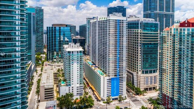1200 Brickell Bay Dr #2410, Miami, FL 33131 (MLS #A10884054) :: The Howland Group