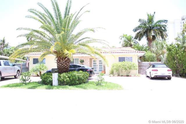 245 191st Ter, Sunny Isles Beach, FL 33160 (MLS #A10884104) :: The Teri Arbogast Team at Keller Williams Partners SW