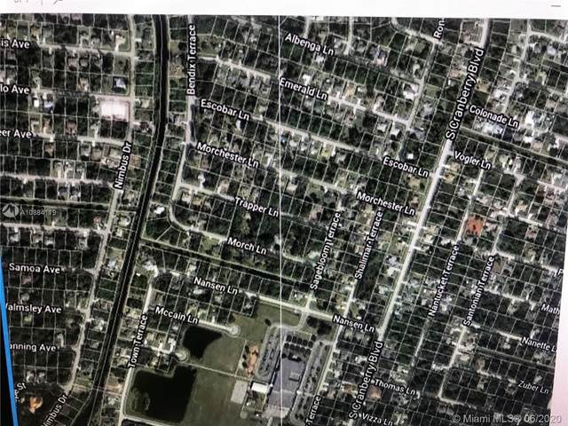424 Escobar Ln, North Port, FL 34286 (MLS #A10884119) :: Berkshire Hathaway HomeServices EWM Realty