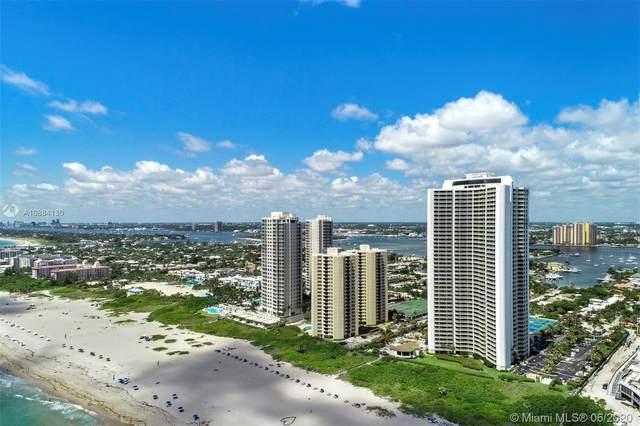 3000 N Ocean Dr 19H, Singer Island, FL 33404 (MLS #A10884130) :: ONE Sotheby's International Realty