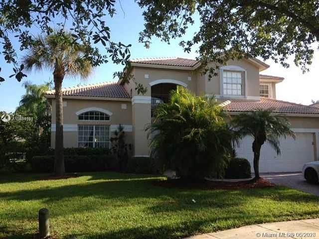 17091 NW 17th St, Pembroke Pines, FL 33028 (MLS #A10884192) :: Green Realty Properties