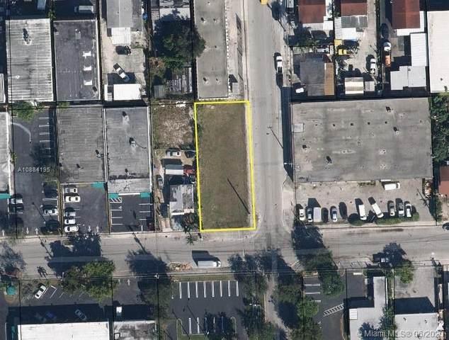 2100 NW 19th Ave, Miami, FL 33142 (MLS #A10884195) :: Berkshire Hathaway HomeServices EWM Realty