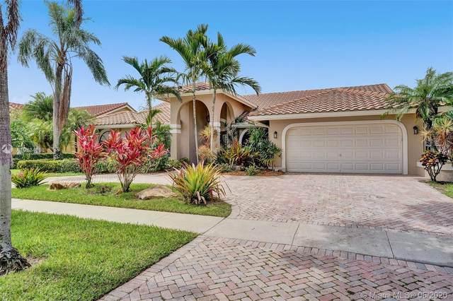 10622 NW 7 STREET, Plantation, FL 33324 (MLS #A10884198) :: Berkshire Hathaway HomeServices EWM Realty
