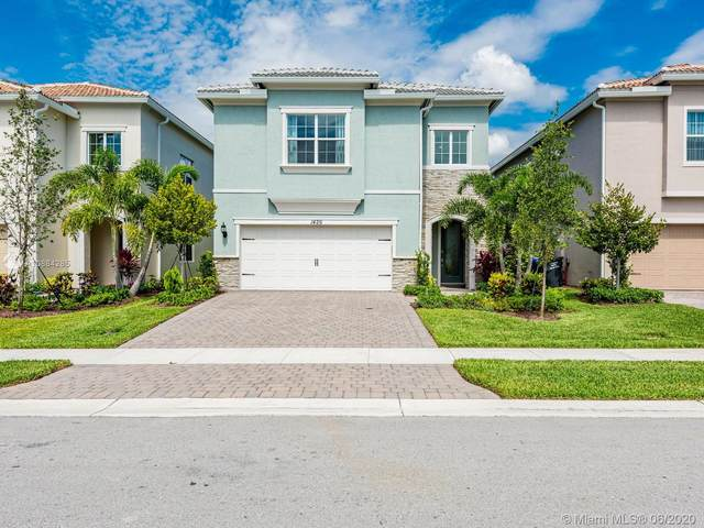 1426 Pongam Ter, Hollywood, FL 33021 (MLS #A10884285) :: Green Realty Properties