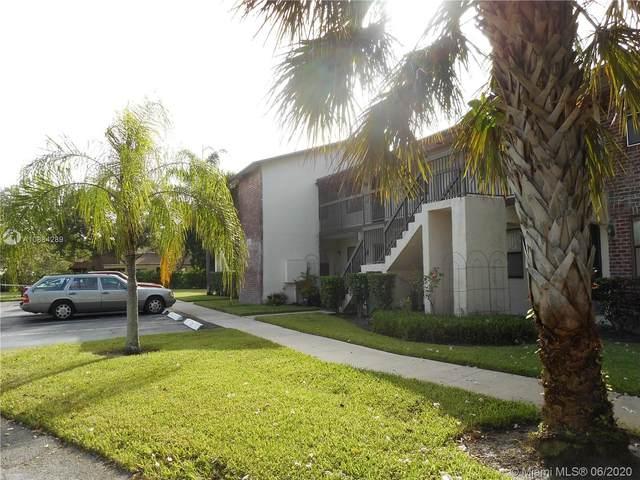 6031 Shakerwood Cir #201, Tamarac, FL 33319 (MLS #A10884289) :: Grove Properties