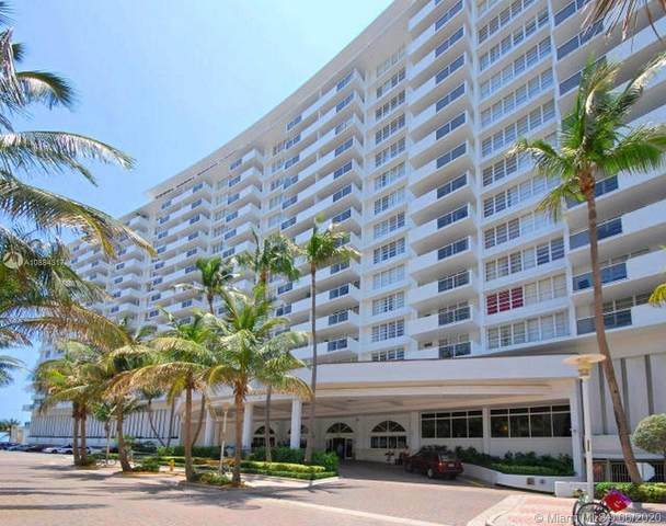 100 Lincoln Rd #1126, Miami Beach, FL 33139 (MLS #A10884317) :: The Riley Smith Group