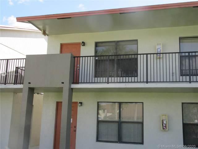 5498 Courtyard Dr #5498, Margate, FL 33063 (MLS #A10884425) :: Berkshire Hathaway HomeServices EWM Realty