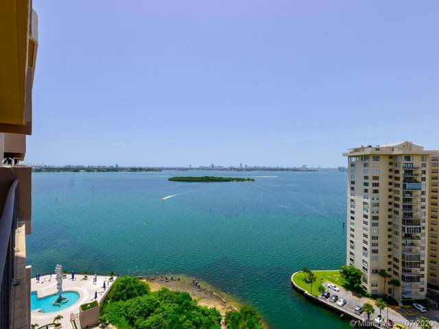 1800 NE 114th St #2108, North Miami, FL 33181 (MLS #A10884465) :: The Jack Coden Group
