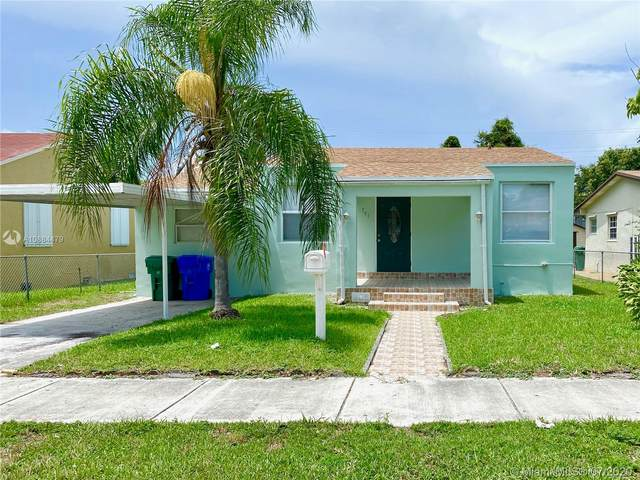 751 NW 48th St, Miami, FL 33127 (MLS #A10884479) :: The Teri Arbogast Team at Keller Williams Partners SW