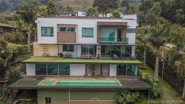 Cra 10 # 9-244 Avenida Las Palmas - Medellin - Colombia, Urbanizaciã³n Palmeiras, CO  (MLS #A10884584) :: Dalton Wade Real Estate Group