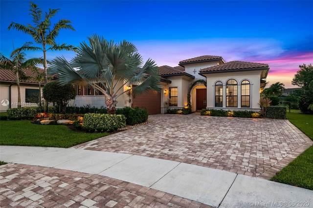 8355 NW 117th Lane, Parkland, FL 33076 (MLS #A10884615) :: Berkshire Hathaway HomeServices EWM Realty