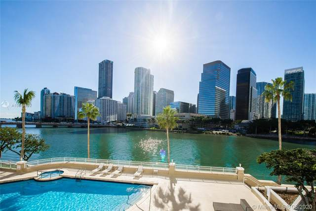 701 Brickell Key Blvd #1707, Miami, FL 33131 (MLS #A10884622) :: Patty Accorto Team