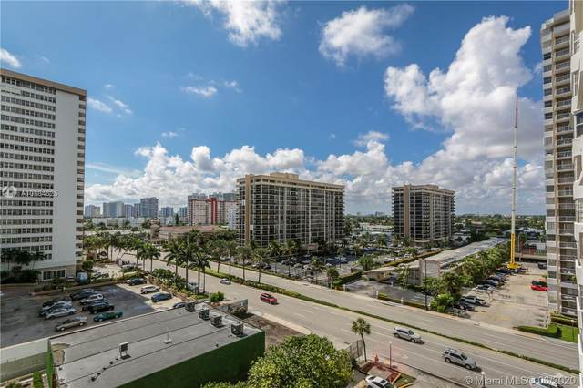 1980 S Ocean Dr 7L, Hallandale Beach, FL 33009 (MLS #A10884625) :: Castelli Real Estate Services
