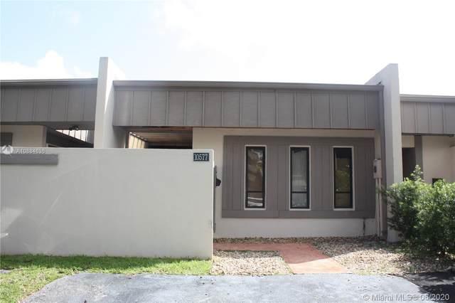10577 SW 73rd Ter #1, Miami, FL 33173 (MLS #A10884636) :: Berkshire Hathaway HomeServices EWM Realty