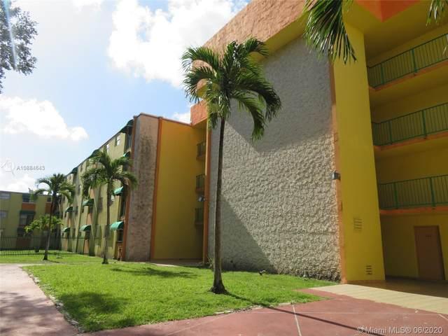 666 W 81st St #411, Hialeah, FL 33014 (MLS #A10884643) :: Berkshire Hathaway HomeServices EWM Realty