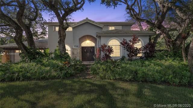 7501 SW 168 St, Palmetto Bay, FL 33157 (MLS #A10884656) :: Berkshire Hathaway HomeServices EWM Realty