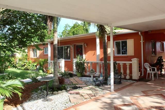 14370 SW 284th St, Homestead, FL 33033 (MLS #A10884671) :: Berkshire Hathaway HomeServices EWM Realty