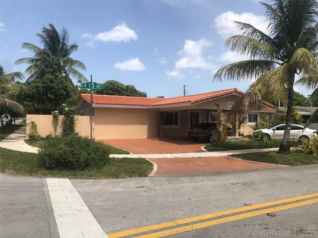 8099 W 15th Ln, Hialeah, FL 33014 (MLS #A10884742) :: Berkshire Hathaway HomeServices EWM Realty