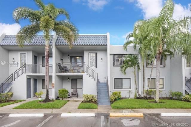 16571 Blatt Blvd #203, Weston, FL 33326 (MLS #A10884886) :: Grove Properties