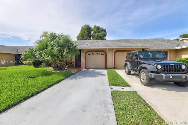 9657 NW 76th Ct, Tamarac, FL 33321 (MLS #A10885012) :: Castelli Real Estate Services