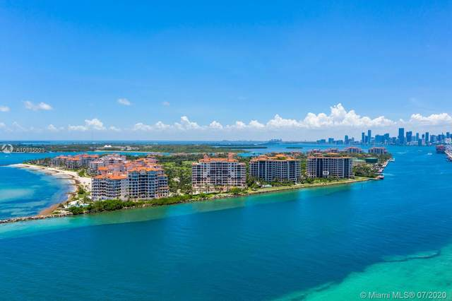 6835 Fisher Island Dr #6835, Fisher Island, FL 33109 (MLS #A10885023) :: Ray De Leon with One Sotheby's International Realty