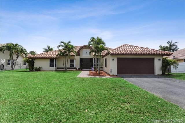 1550 SW 52nd Way, Plantation, FL 33317 (MLS #A10885032) :: Berkshire Hathaway HomeServices EWM Realty