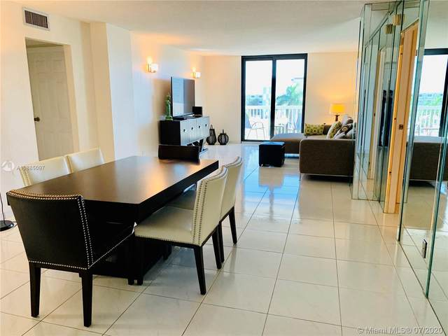 1500 S Ocean Dr 5J, Hollywood, FL 33019 (MLS #A10885097) :: Patty Accorto Team