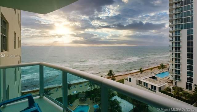 3901 S Ocean Dr 11G, Hollywood, FL 33019 (MLS #A10885123) :: Green Realty Properties