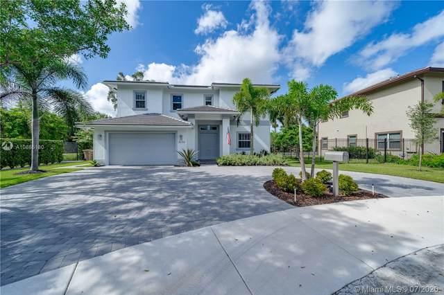 8202 SW 51st St, Cooper City, FL 33328 (MLS #A10885180) :: Green Realty Properties