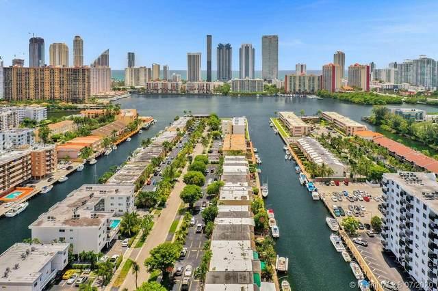 3720 NE 167th St #39, North Miami Beach, FL 33160 (MLS #A10885231) :: The Riley Smith Group