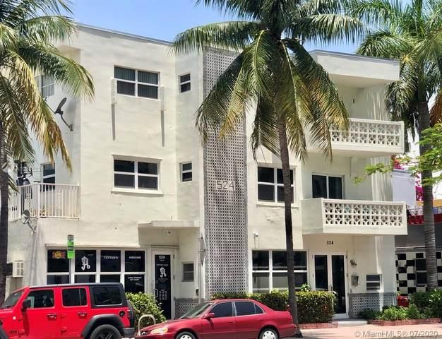 524 Washington Ave #302, Miami Beach, FL 33139 (MLS #A10885236) :: ONE | Sotheby's International Realty