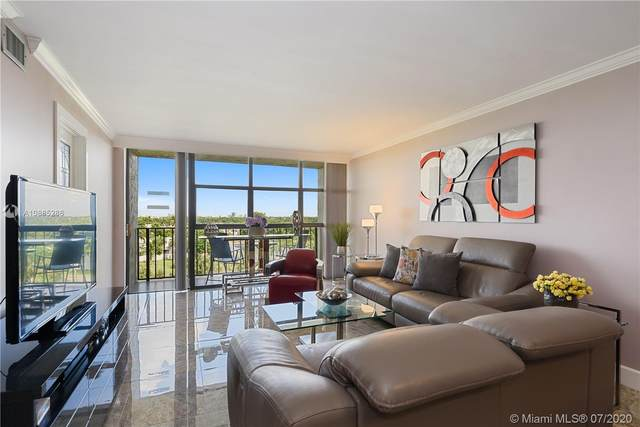 600 Parkview Dr #629, Hallandale Beach, FL 33009 (MLS #A10885286) :: Ray De Leon with One Sotheby's International Realty