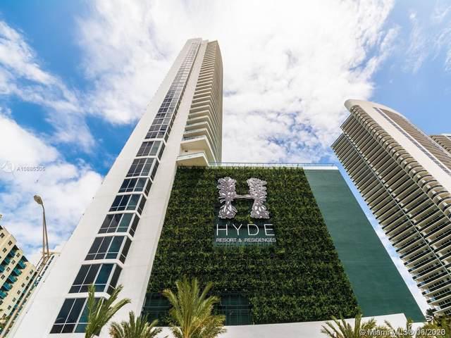 4111 S Ocean Dr #2009, Hollywood, FL 33019 (MLS #A10885305) :: Green Realty Properties