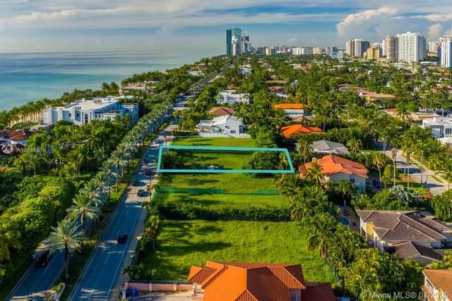 0 Ocean Blvd, Golden Beach, FL 33160 (MLS #A10885314) :: ONE Sotheby's International Realty