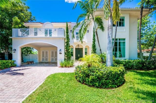 135 Woodcrest Ln, Key Biscayne, FL 33149 (MLS #A10885352) :: Prestige Realty Group