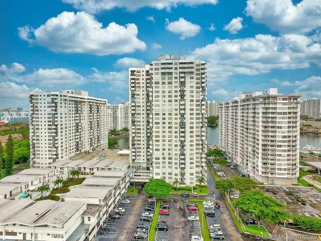 2750 NE 183rd St #1107, Aventura, FL 33160 (MLS #A10885385) :: Green Realty Properties