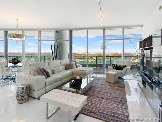 900 Biscayne Blvd #3906, Miami, FL 33132 (MLS #A10885417) :: Carole Smith Real Estate Team