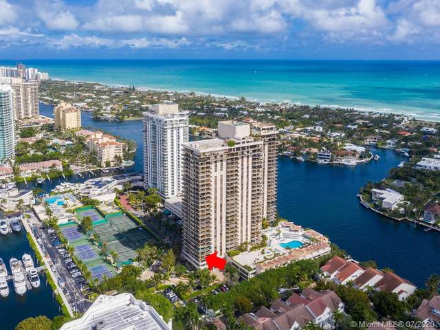 19667 Turnberry Way 4D, Aventura, FL 33180 (MLS #A10885452) :: The Riley Smith Group