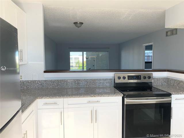 604 NE 2nd St #426, Dania Beach, FL 33004 (MLS #A10885463) :: Re/Max PowerPro Realty