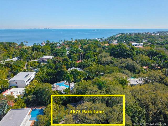 3675 Park Lane, Coconut Grove, FL 33133 (MLS #A10885476) :: Grove Properties