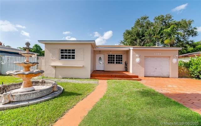 1160 NE 144th St, North Miami, FL 33161 (MLS #A10885513) :: The Jack Coden Group